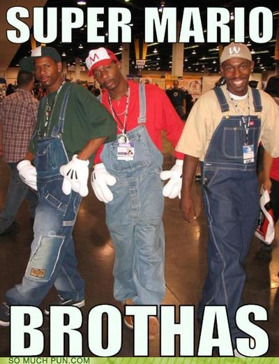 super mario brothas