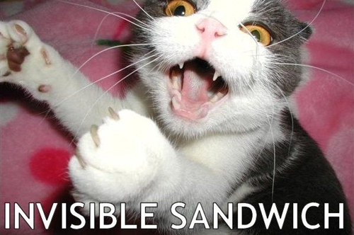 invisible sandwitch - pichars.org