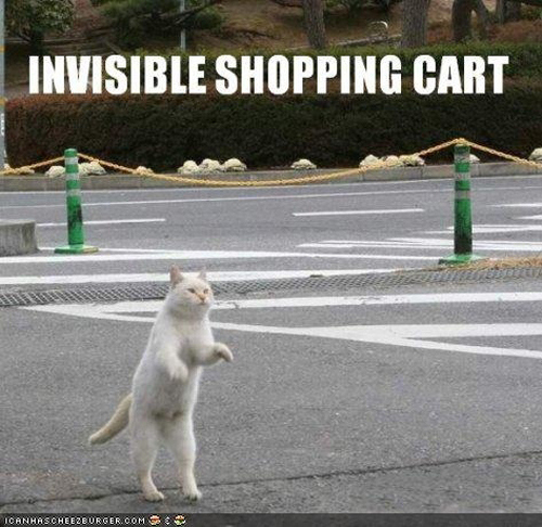 invisible shopping cart - pichars.org