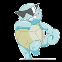 squirtle haters gonna hate