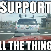 support all the things