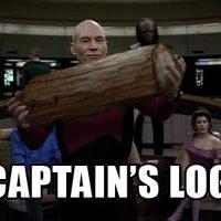 captains log