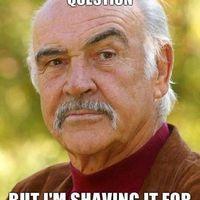 i moustach your a question