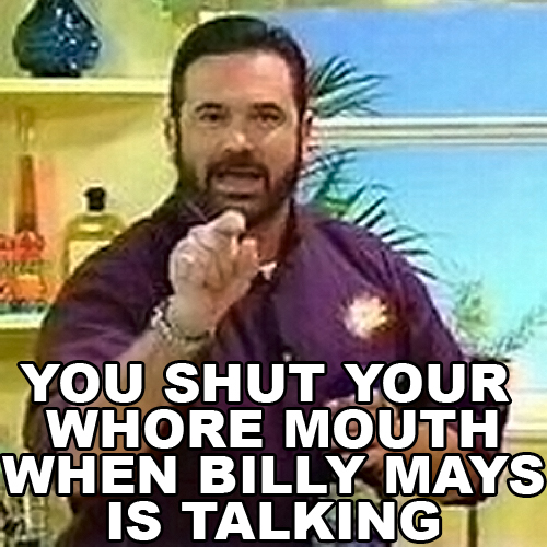 billy mays is talking - pichars.org