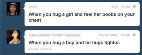 truth about hugs