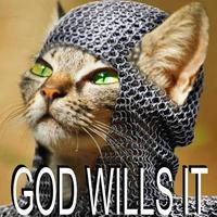 god wills it