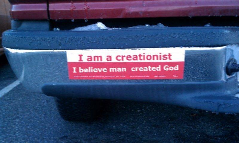 i am a creationist