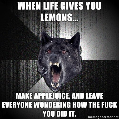 when life gives you lemons - pichars.org