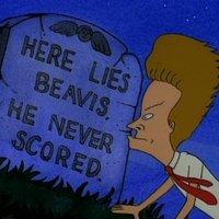 here lies beavis