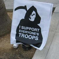 death supports your troops
