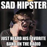 sad hipster