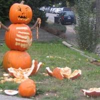 badass pumpkin