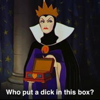 who put a dick in this box?