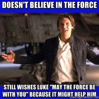 good guy han solo