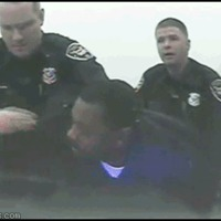 Magic Trick During Arrest