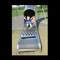child slide shredder
