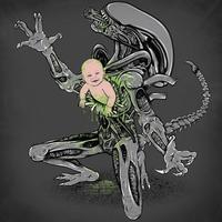 alien 6 - humans fight back