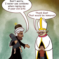 the most offensive religious comic on the internet