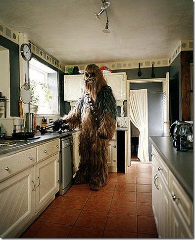 kitchen wookie