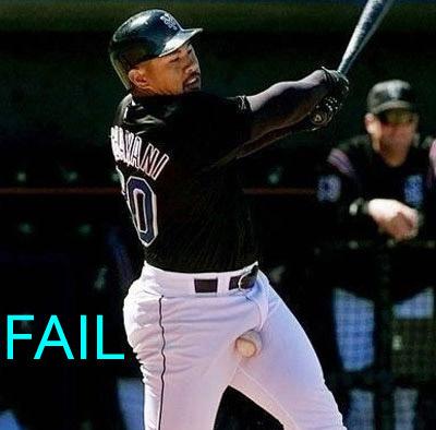 Worst baseball walk...