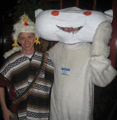 Reddit Costume