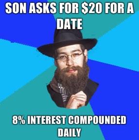 Jewish allowance