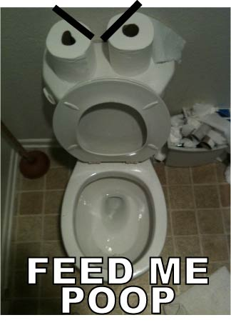 FEED ME POOP - pichars.org
