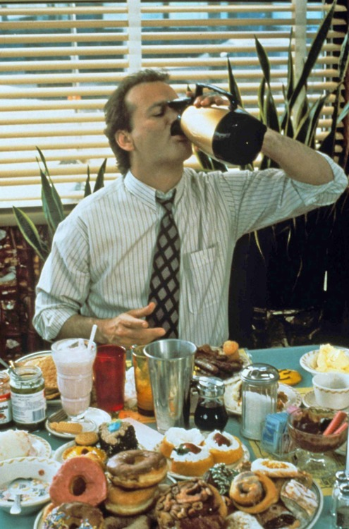bill murray does breakfast right - pichars.org