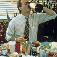 bill murray does breakfast right