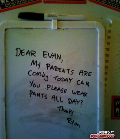 god damnit, evan