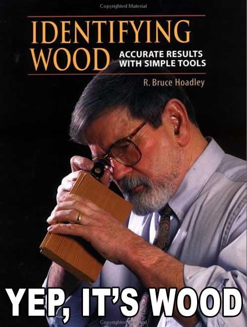 identifying wood - pichars.org