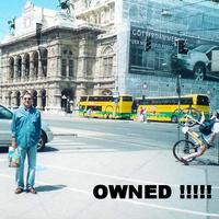 cyclist owned