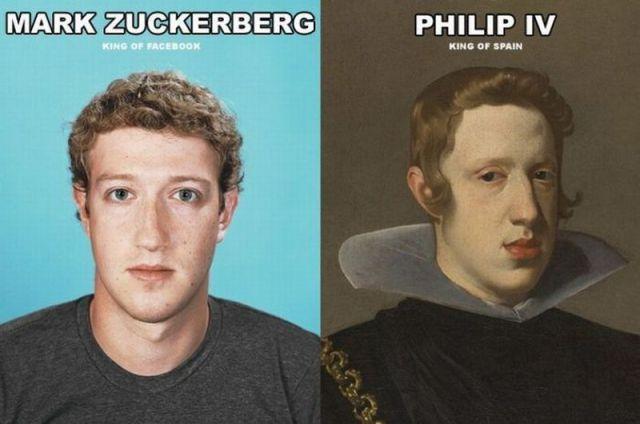 mark zuckerberg vs king of spain - pichars.org