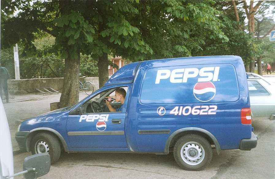 disloyal pepsi driver - pichars.org