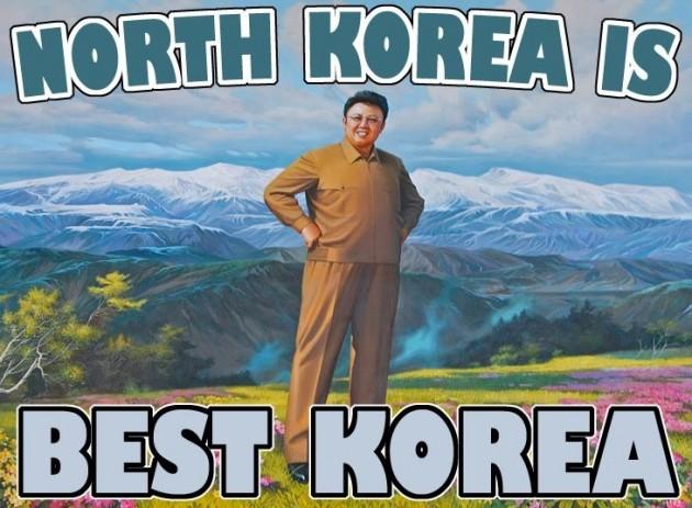 north korea is best korea - pichars.org