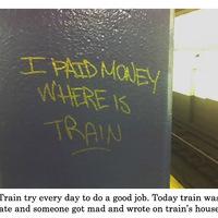 poor train