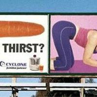 unfortunate billboard