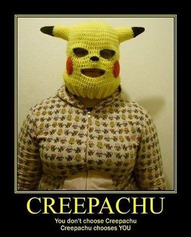Creepachu - pichars.org