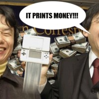 nds prints money