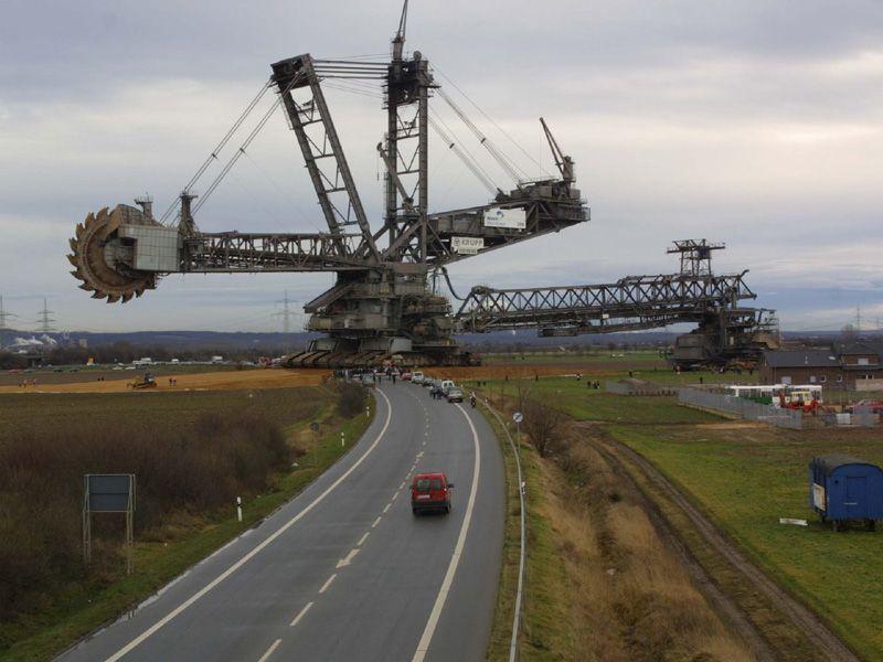 massive machine
