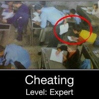 cheating level : expert