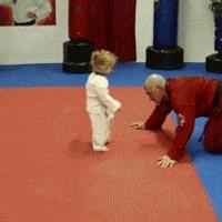 face kick