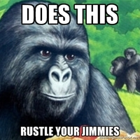 does this rustle your jimmies?