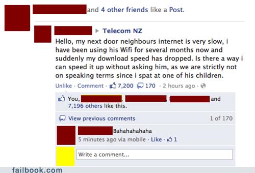 Internet free loading