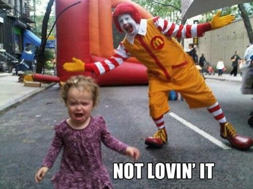 Not lovin