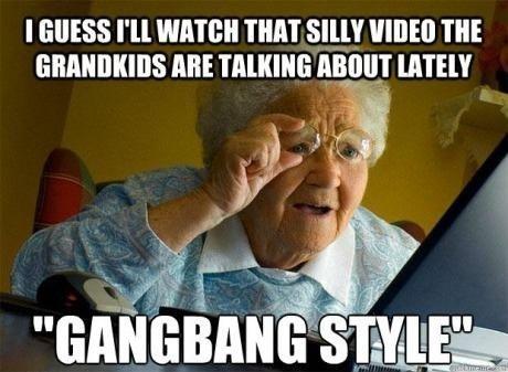 Oh grandma... - pichars.org