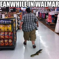 Meanwhile in WallMart