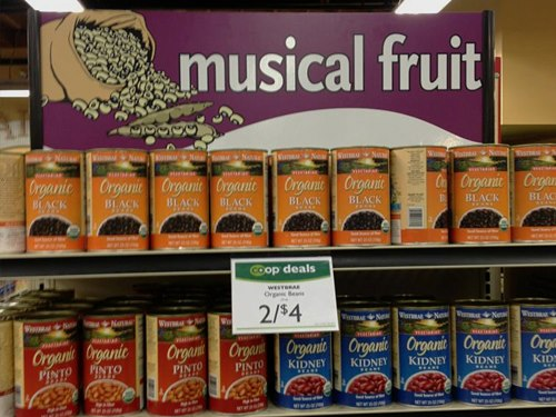 Musical fruits