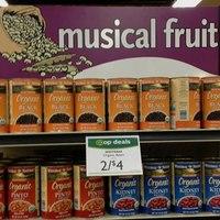 Musical fruits