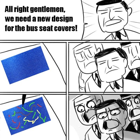 bus seat covers
